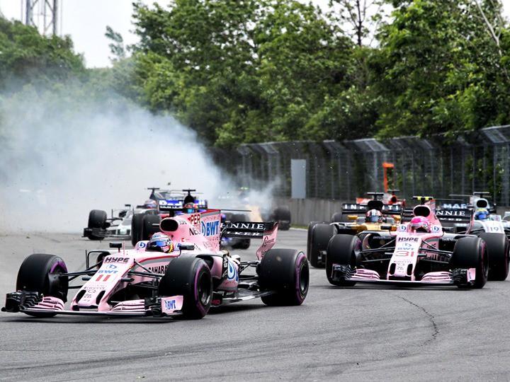 Артём Маркелов — о Гран-при Канады Формулы-1: штраф Квята, авария Сайнса