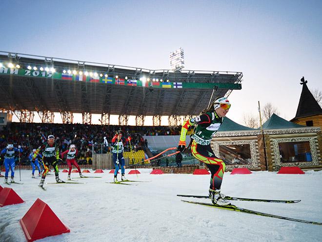 Конгресс IBU в Кишинёве выбирает столицы чемпионатов мира