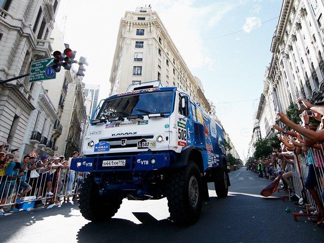 Главные итоги второго этапа ралли-марафона «Дакар»