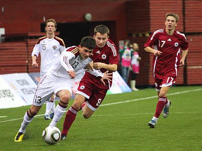 Россия сделала шаг к финалу