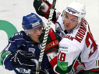 Чёрный день татарстанского хоккея