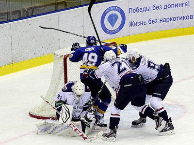 Итоги игрового дня ВХЛ 13.11.2013