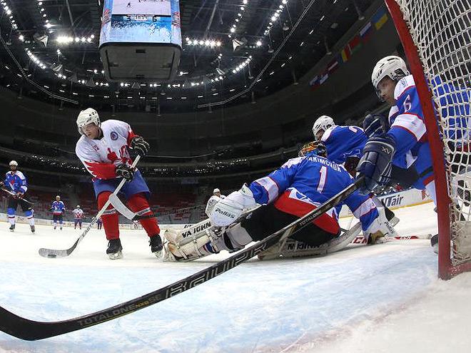 В Сочи проходит фестиваль НХЛ