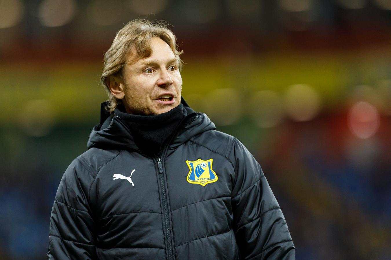 Валерий Карпин может возглавить Спартак