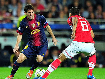 «Спартак» может устроить и ничья с «Барселоной»