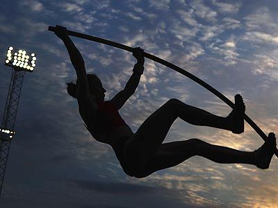 Итоги-2011. Лёгкая атлетика
