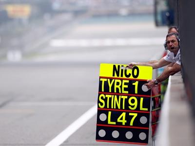 Статистика Гран-при Китая: итоги третьего этапа сезона-2012