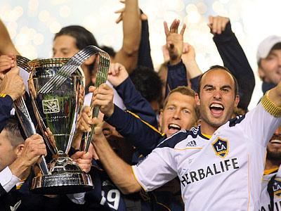 """""""Лос-Анджелес Гэлакси"""" — текущий чемпион MLS"""