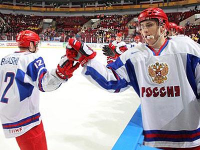 МЧМ. Норвегия – Россия - 0:11