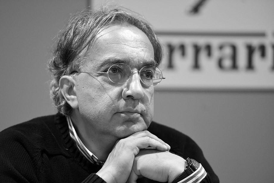 Серджио Маркьонне