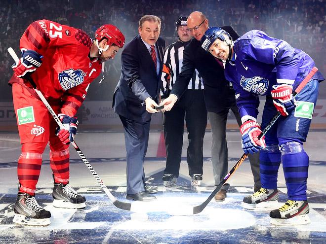 Главные хоккейные события дня