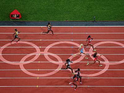 Лондон-2012. Сборная России на Олимпийских играх