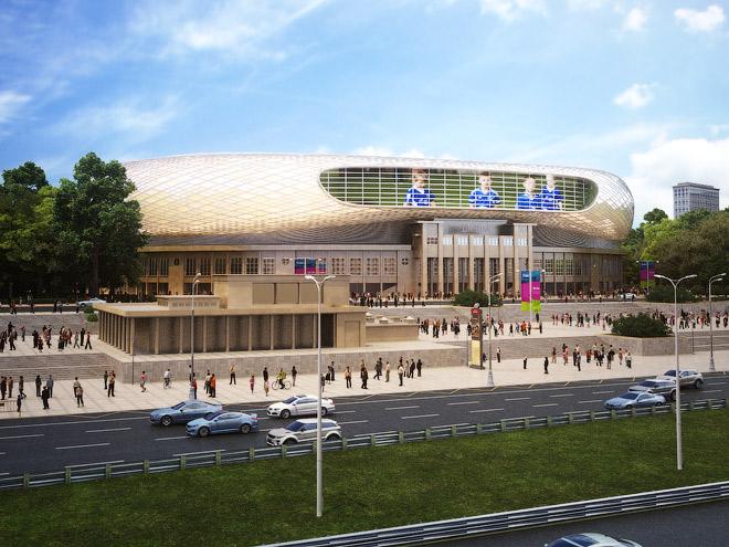 Стадион «Динамо» примет участие в ЧМ-2018