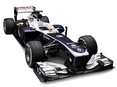 «Уильямс» представил новый болид FW35
