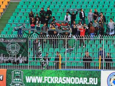 «Краснодар» победил «Динамо» - 2:0