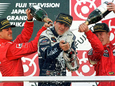 Машина времени: Гран-при Японии-1996