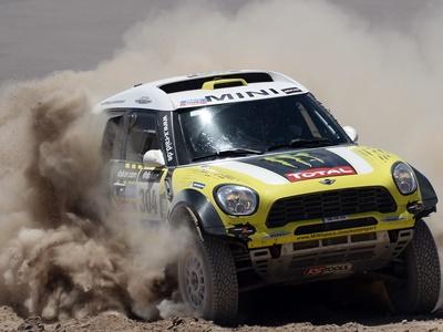 «Дакар»: Каргинов и Депре выиграли восьмой этап