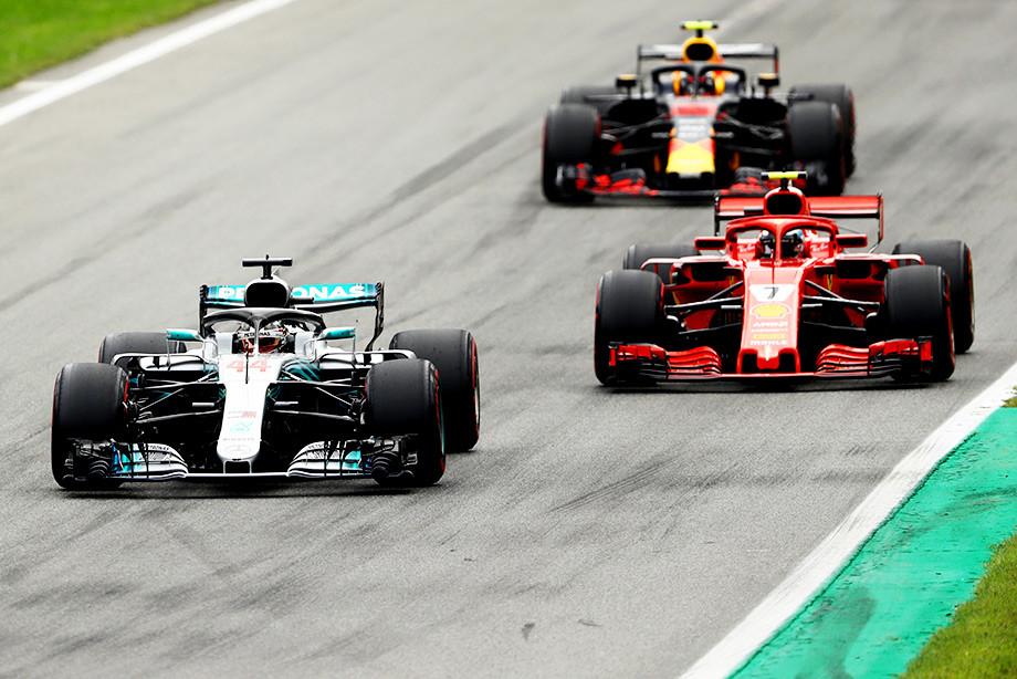«Феррари» быстрее, но всё равно проигрывает. Итоги Гран-при Италии