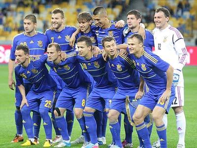 Первые полгода Фоменко у руля сборной Украины