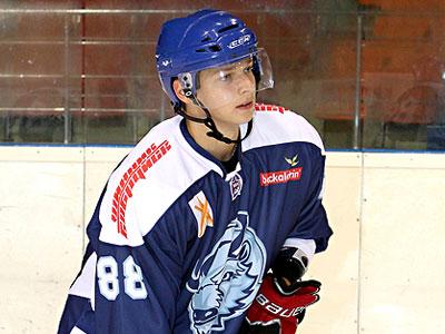Белорусский нападающий Евгений Хузеев – о своей хоккейной карьере