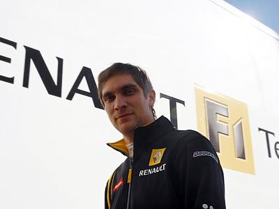 Косаченко: на гонку Петров настраивается сам