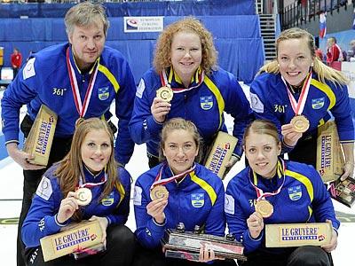 Скандинавы взяли золото, россиянки — без медалей