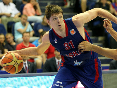 Хряпа – самый полезный игрок финала лиги ВТБ