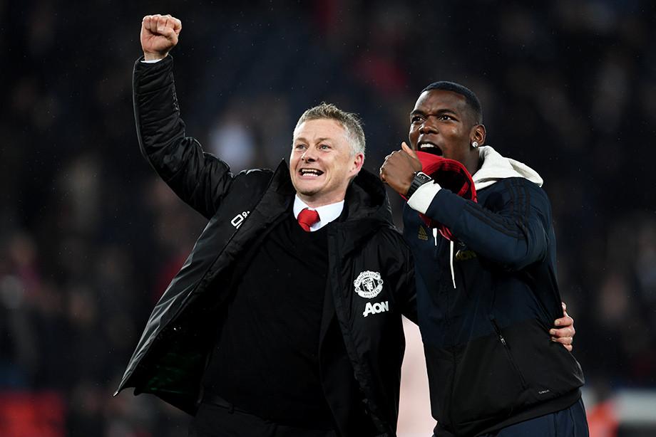Погба высказался онесостоявшемся уходе из«Манчестер Юнайтед»