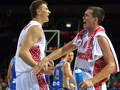 Воронцевич: политика не должна касаться баскетбола