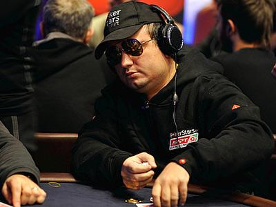 Андреас: я плотно подсел на покер