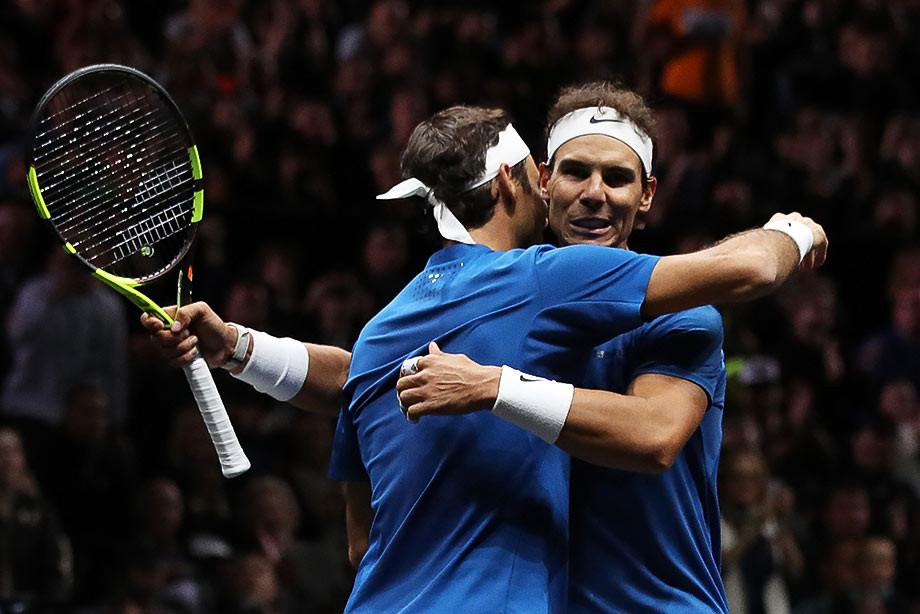 Роджер Федерер и Рафаэль Надаль сразятся в полуфинале «Ролан Гаррос» — 2019