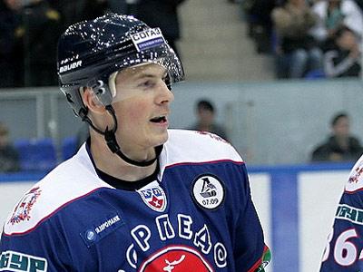 Илья Крикунов забил гол рижанам на последней секунде периода