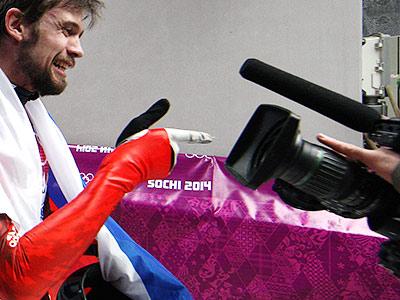 Как Россия смотрит Олимпиаду в Сочи
