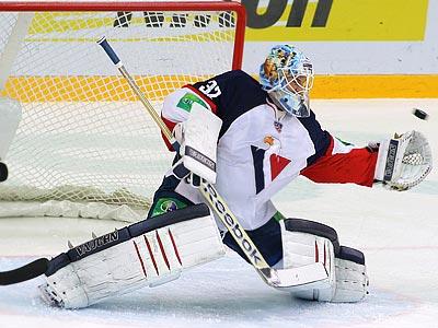 Первая часть итогов игрового дня КХЛ (28.12.12)