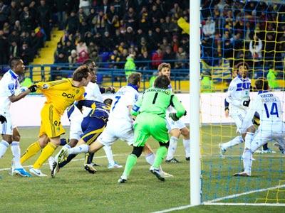 Пять матчей «Металлиста» и «Динамо» в Харькове