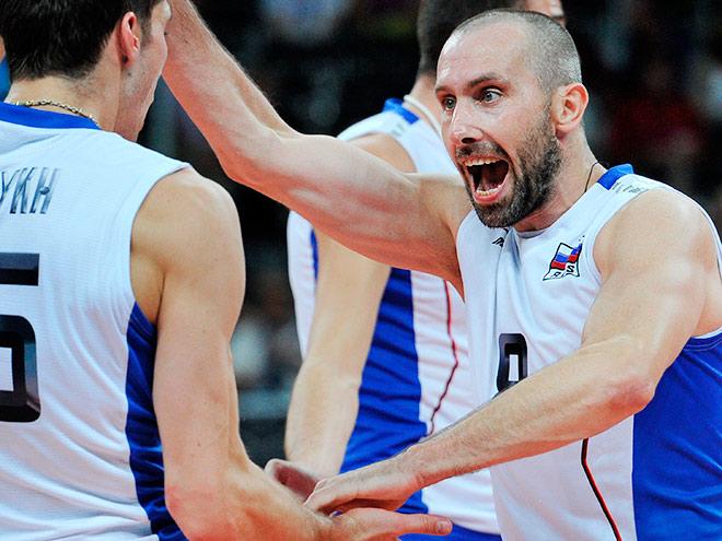 Сборная России начала готовиться к Мировой лиге