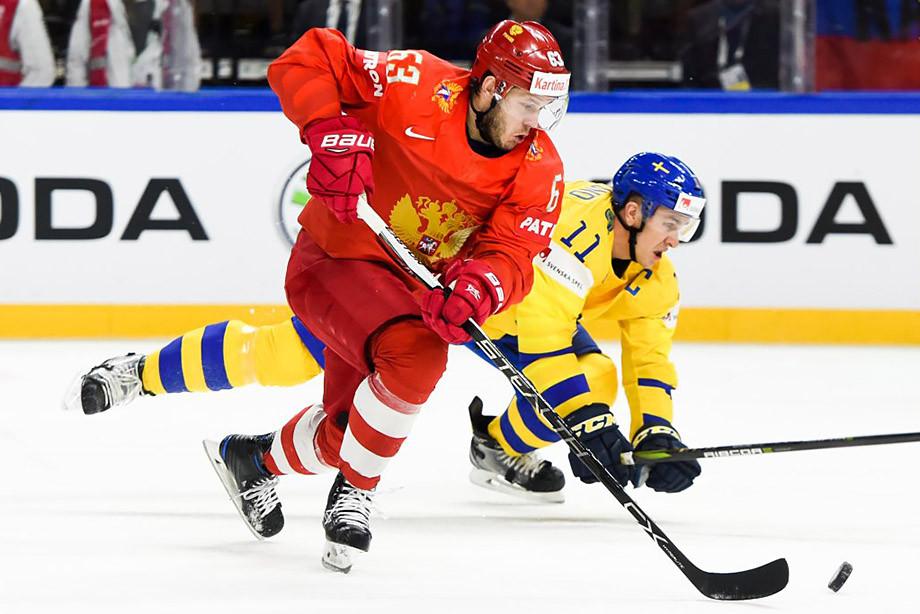 Матч со шведами показал, кто лидер в нашей команде. Оценки сборной России