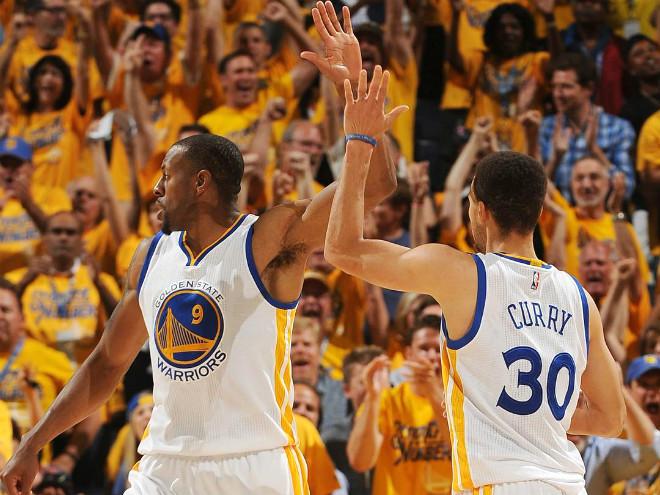 «Голден Стэйт» снова вышел в финал НБА, победив «Оклахома-Сити»