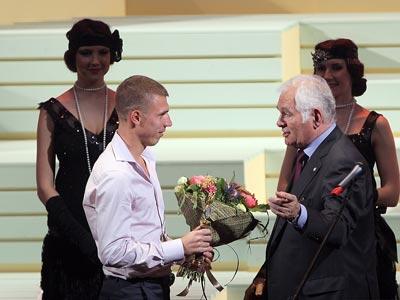 Илья Леонов и Леонид Рошаль