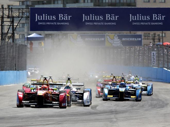 В июне состоится e-Гран-при России Формулы-E