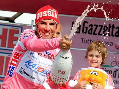 Хоаким Родригес занял второе место на «Джиро 'д Италия-2012»