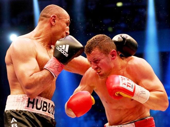 Обзор главных боксёрских боёв уик-энда