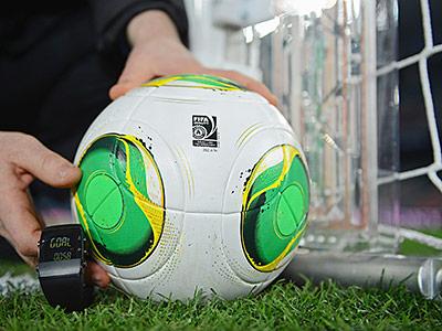 ФИФА одобряет системы автоматического взятия ворот