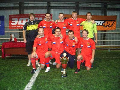 Непобедимый FC Mosunited