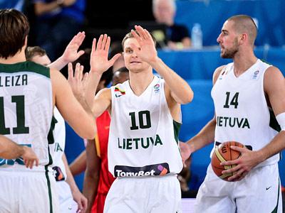 Сборная Литвы по баскетболу