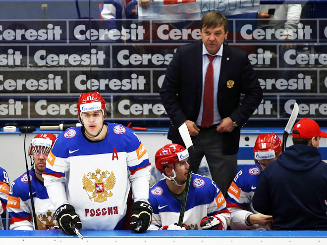 Знарок – о победе над белорусами на ЧМ