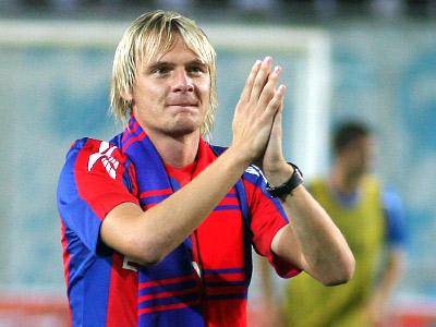Красича тронуло прощание с ЦСКА