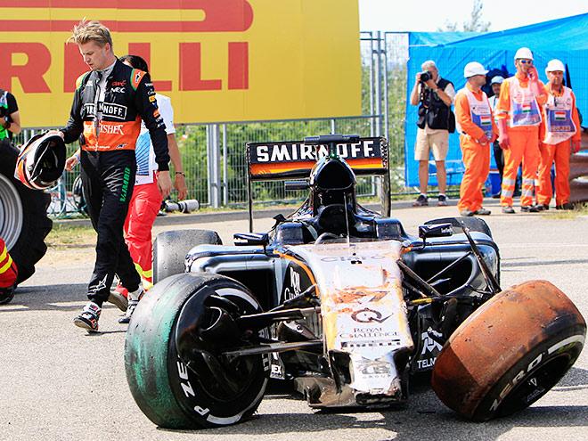 Сезон-2015 Формулы-1: личности и события года