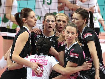 В чемпионате Польши определились полуфиналисты