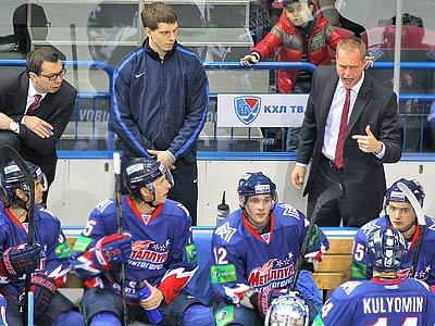 Итоги первого отрезка чемпионата КХЛ